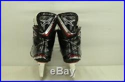 2017 Bauer Vapor 1X Ice Hockey Skates Senior Size 7.5 D (0409-B-1X-7.5D)