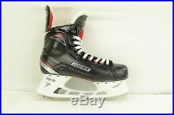 2017 Bauer Vapor X600 Ice Hockey Skates Senior Size 9.5 EE (0529-B-X600-9.5EE)