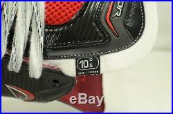 2017 Bauer Vapor X700 Ice Hockey Skates Senior Size 10.5 D (0529-B-X700-10.5D)