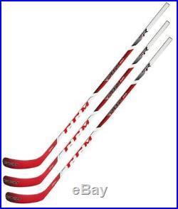 3 Pack CCM RBZ 240 Ice Hockey Sticks Senior Flex