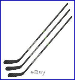 3 Pack CCM RibCor 40K Ice Hockey Sticks Senior Flex