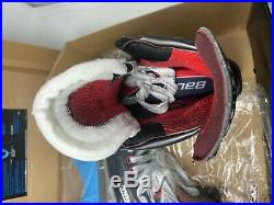 BAUER Vapor 1X Ice Hockey Skates 2017 SENIOR Size 10 Width EE New