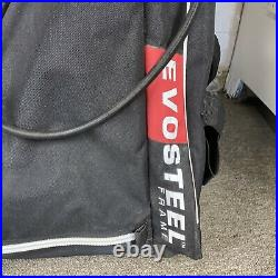 Bag Grit Sumo GT4 Goalie Hockey Tower Senior Ice Hockey Goalie Roll Bag