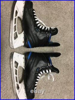 Bauer 1N V Cut Senior Pro Stock Skates Nexus 8.5