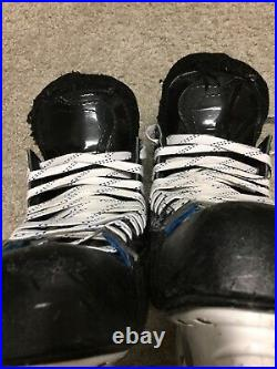 Bauer 1N V Cut Senior Pro Stock Skates Size 8.5 D