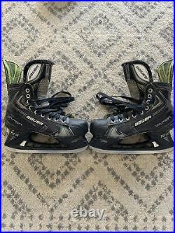 Bauer Ice Skates x100 LE Limited Edition Rare 7D