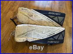 Bauer S170 Ice Hockey Goalie Pads Senior Medium