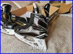 Bauer Supreme 1s Senior Skates 9.0D
