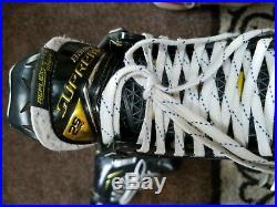 Bauer Supreme 2S Pro Senior Ice Hockey Skates 7 D (0129-B-2SPRO-7D)
