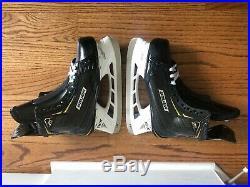 Bauer Supreme 2S Pro Senior Ice Hockey Skates (Sz. 8.5)