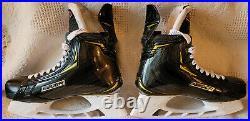 Bauer Supreme 2S Pro Stock Ice Hockey Skates Size 9.25 E/A