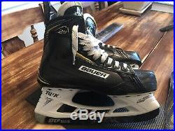 Bauer Supreme 2S Senior Ice Hockey Skates 7D relisted