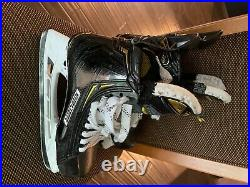 Bauer Supreme 2s Pro Skates- size 6, gently used but perfect condition