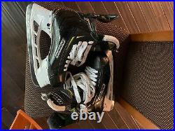 Bauer Supreme 2s Pro Skates- size 7.5, gently used but perfect condition