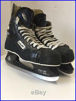 Bauer Supreme Composite 5000 Vintage Hockey Skates senior size 10 ice hockey