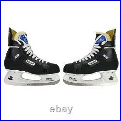 Bauer Supreme Custom 3000 Tuuk Sr 3000MC Size 9 Mens Adult Ice Hockey Skates