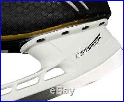 Bauer Supreme One. 8 ice hockey skates senior size 9.5 EE black new mens skate sr
