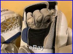 Bauer Supreme S190 Senior Ice Hockey Goalie Gloves