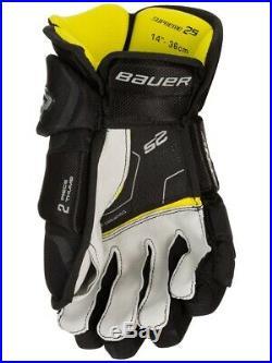 Bauer Supreme S19 2S Senior Ice Hockey Gloves
