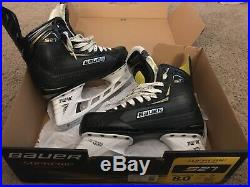 Bauer Supreme S27 Senior Ice Hockey Skates Size 8 D Orig Box US 9.5 Powerfoot