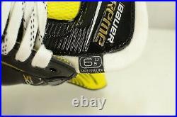 Bauer Supreme S29 Senior Ice Hockey Skates Senior Size 6.5 D (0701-B-S29-6.5D)
