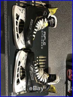 Bauer Supreme S29 Senior Ice Hockey Skates Senior Size 7.5 D (0506-B-S29-7.5D)