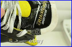Bauer Supreme S29 Senior Ice Hockey Skates Senior Size 9.5 EE (1104-1034)