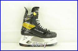 Bauer Supreme UltraSonic Senior Ice Hockey Skates 8.5 Fit 3 -Wide (0602-3208)