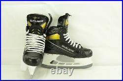 Bauer Supreme UltraSonic Senior Ice Hockey Skates 8 Fit 2 Regular (1022-0895)