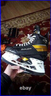 Bauer Supreme Ultrasonic Ice Hockey Skates -Senior -10 FIT1