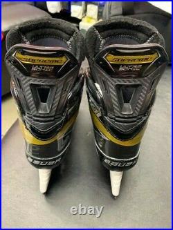 Bauer Supreme Ultrasonic Senior Hockey Skates 8.0 FIT 2 DEMO