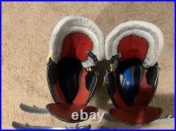 Bauer Vapor 1X Ice Hockey Skates Senior Size 8.5D WITH EXTRAS