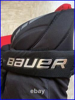 Bauer Vapor 1X Lite Ice Hockey Pants Senior Size Medium Black