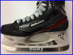 Bauer Vapor 2X Ice Hockey Skates Size 8D Slightly Used Senior Size 8 Skates