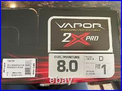 Bauer Vapor 2X Pro Ice Hockey Skates Senior Size 8.0D Fit 1 Brand New In Box