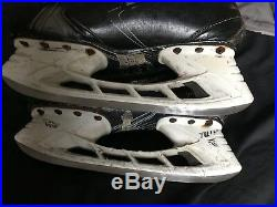 Bauer Vapor X100 Limited Edition Senior Ice Hockey Skates Size 9D