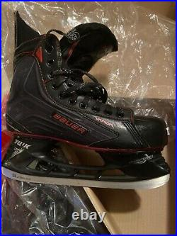 Bauer Vapor X500le Senior Ice Hockey Skates Size 8D (shoe Size 9.5)