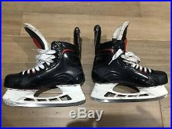 Bauer Vapor X800 Ice Hockey Skates Senior Size 8.5 EE. Pre-owned. FREE SHIPPING