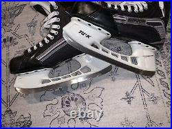Bauer X300 Vapor Senior Ice Hockey Skates US MENS SIZE 9 R 10.5 MENS SHOE SIZE