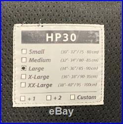 CCM HP30 NHL/AHL Pro Stock/Return Ice Hockey Player Pants Senior Large Black sr