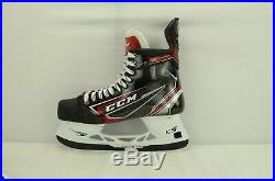 CCM Jet Speed FT 2 Ice Hockey Skates Senior Size 10 D (0416-C-FT2-10D)