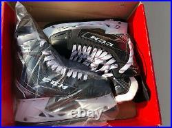 CCM Jet Speed FT 365 Hockey Skates Senior 8D Brand New