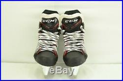 CCM Jet Speed FT 460 Ice Hockey Skates Senior Size 6.5 D (0526-C-FT460-6.5D)