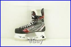 CCM Jet Speed FT 470 Ice Hockey Skates Senior Size 7.5 D (0624-C-FT470-7.5D)