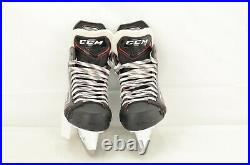 CCM Jet Speed FT 470 Ice Hockey Skates Senior Size 8.5 D (1207-1362)