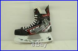 CCM Jet Speed FT 490 Ice Hockey Skates Senior 7.5 D (0409-C-FT490-7.5D)