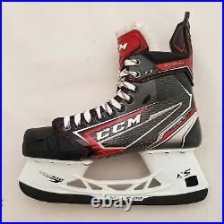 CCM Jetspeed FT2 Senior Ice Hockey Skates-7.0-EE Sharpened