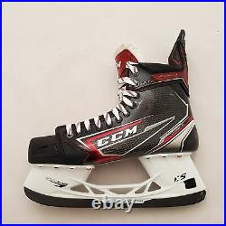 CCM Jetspeed FT2 Senior Ice Hockey Skates-9.0-EE Sharpened