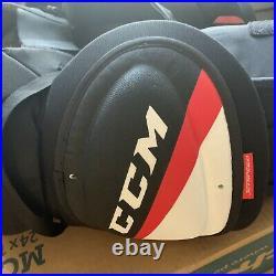 CCM Jetspeed Pro Stock Ice Hockey Girdle Senior Large (Read Full Description)
