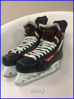 CCM Jetspeed Skates, Senior 9.5, D